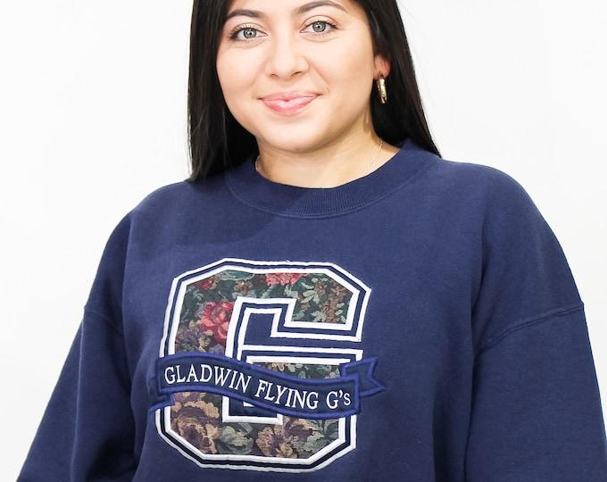 Vintage Gladwin Sweatshirt - L