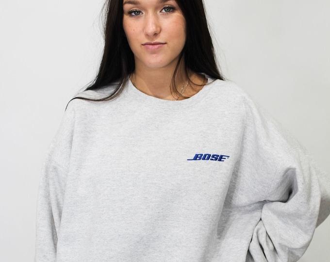 Vintage Bose Speakers Sweatshirt - XL