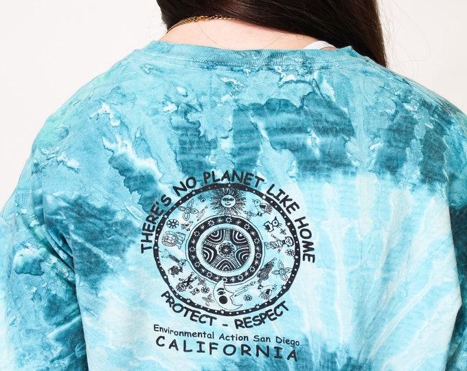 Vintage San Diego Tie Dye Tee - XXL
