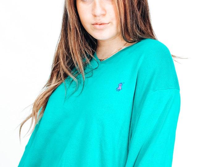 Vintage Ralph Lauren Sweater - XXL