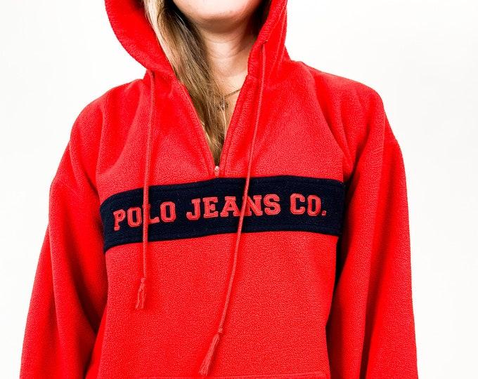 Vintage Polo Jeans Fleece - XL