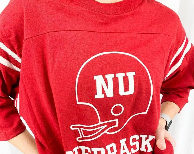 University of Nebraska | Vintage Tee - XL