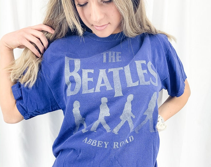 The Beatles Tee - L