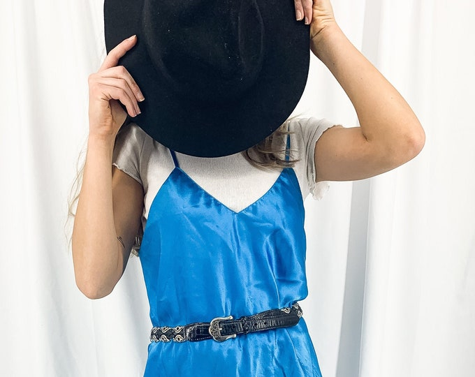 Vintage Slip Dress - M