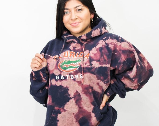 University of Florida Tie Dye Sweatshirt - XL