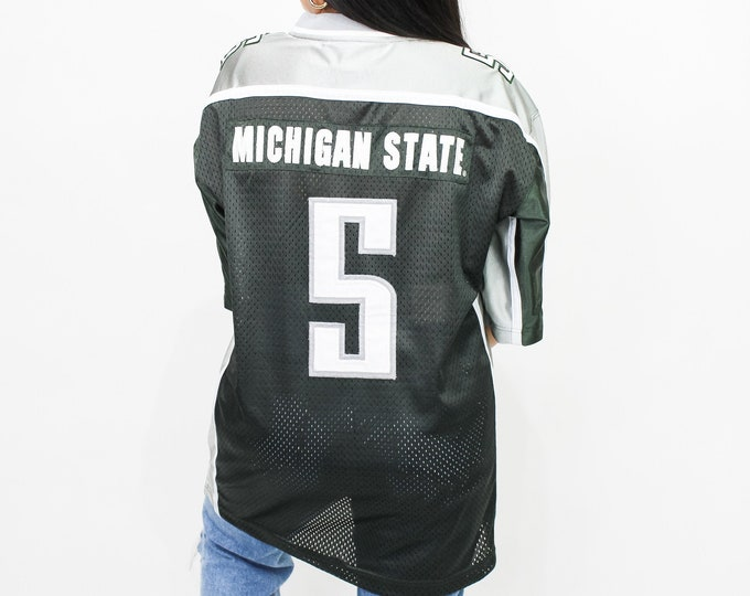 Michigan State University Vintage Jersey - M