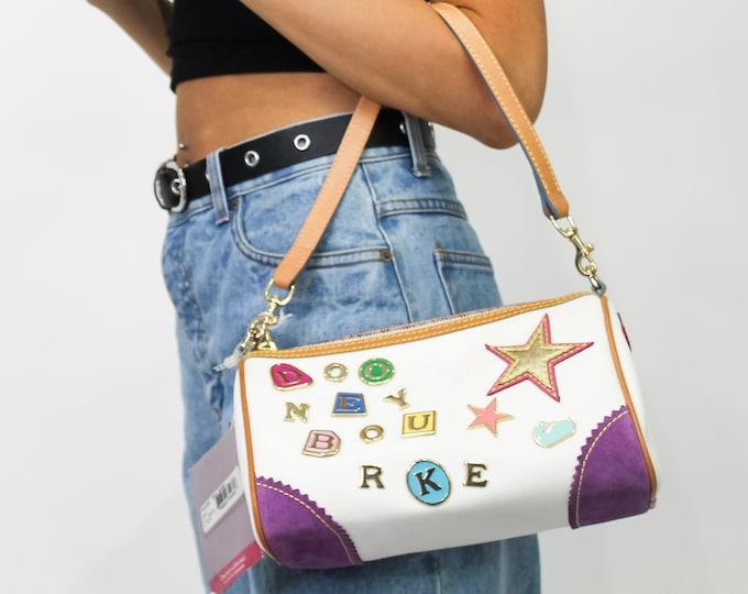 Vintage Dooney and Bourke Y2K Shoulder Bag NWT