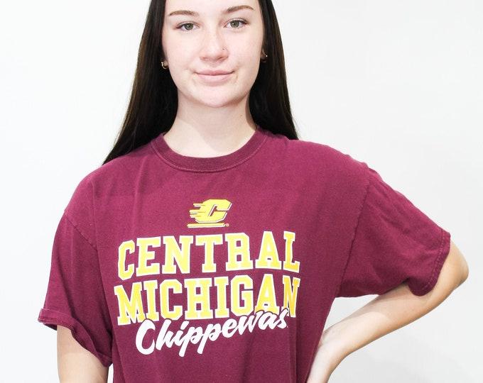 Central Michigan University Tee - L