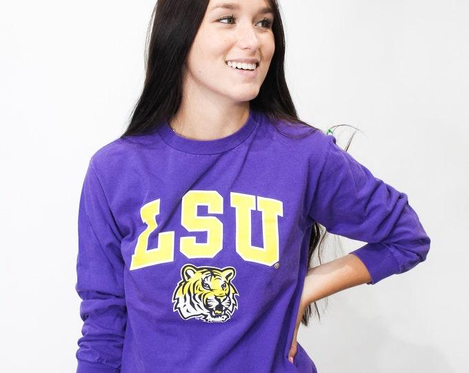 Louisiana State University Tee - S