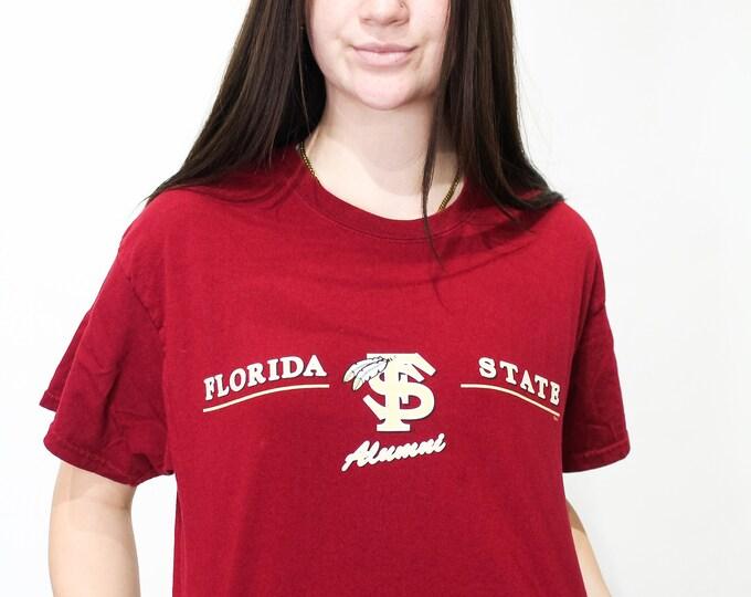 Florida State University Tee - L