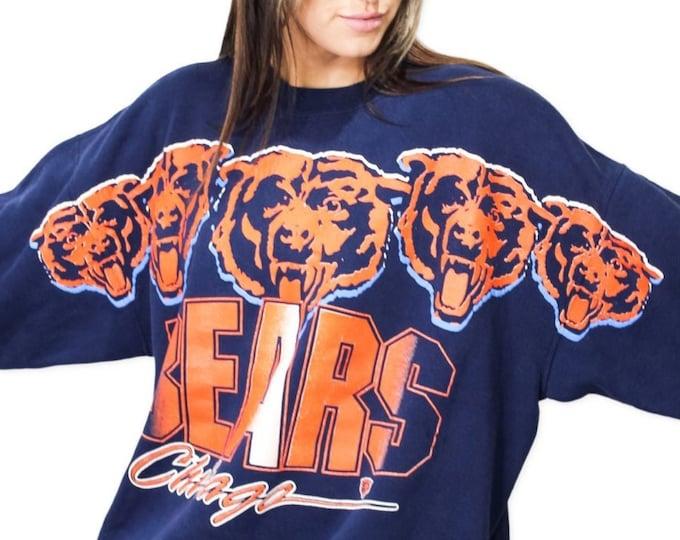Vintage Chicago Bears Sweatshirt - XXL
