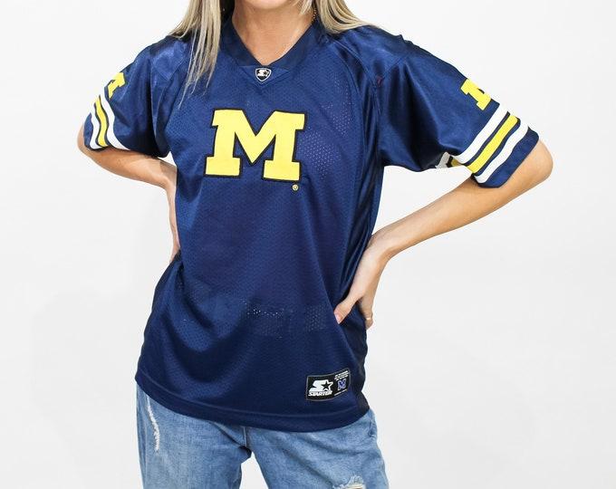 Vintage University of Michigan Jersey - XS