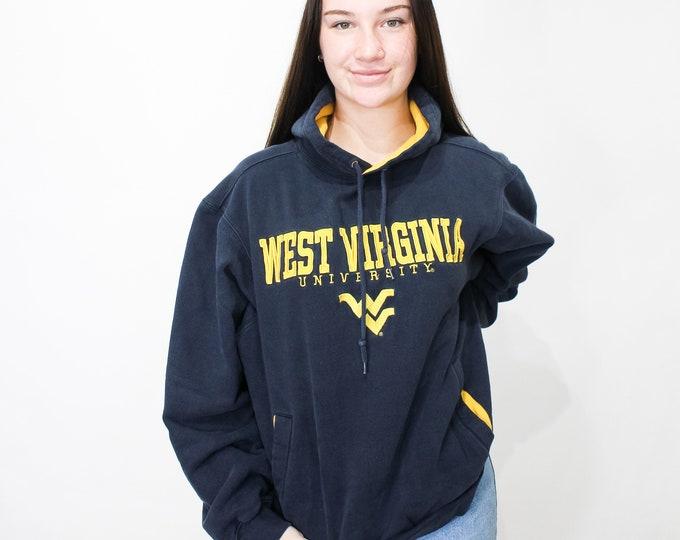 West Virginia University Sweatshirt - M