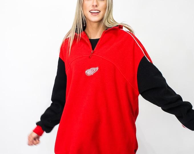Detroit Red Wings Vintage Fleece - XL