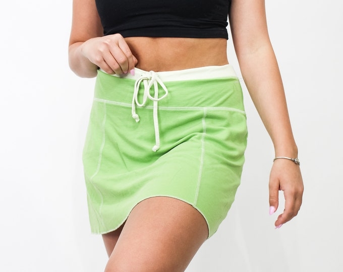 90s Y2K Sport Skirt - M