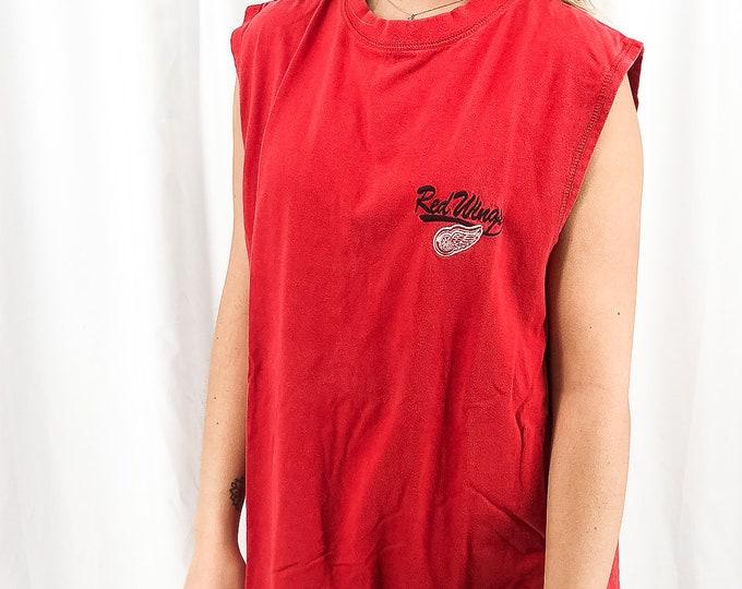 Detroit Red Wings Tee - L