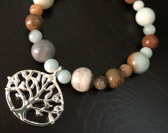 Mother Earth Tree of Life Bracelet