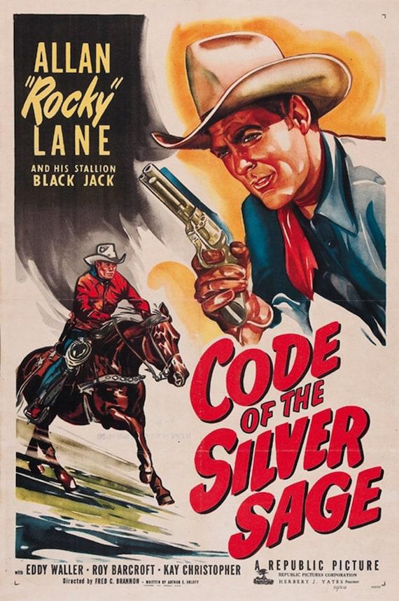 Gordon McRae Cult Western movie poster print 2 1955 Oklahoma!
