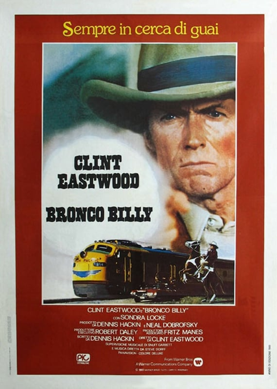 Clint Eastwood cult movie poster print 1970 Two Mules for Sister Sara