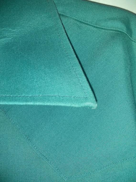 H Bar C Cowboy Shirt sz - image 4