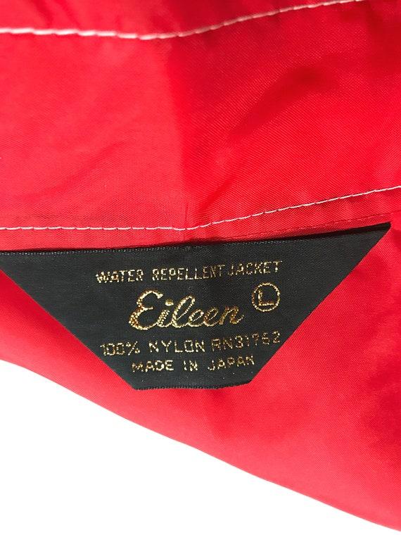 Windbreaker, Nylon Jacket, Vintage Jacket, Vintag… - image 8