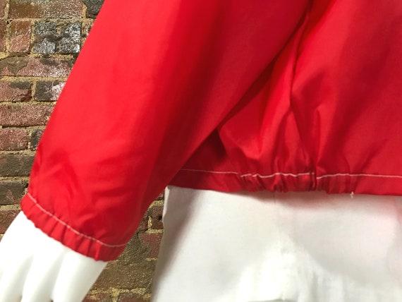 Windbreaker, Nylon Jacket, Vintage Jacket, Vintag… - image 7