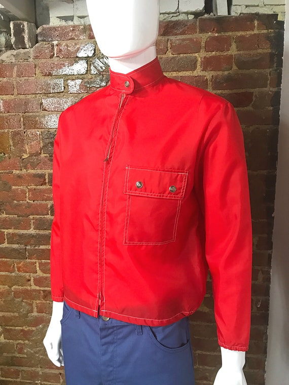 Windbreaker, Nylon Jacket, Vintage Jacket, Vintag… - image 2