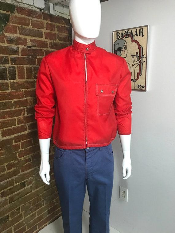 Windbreaker, Nylon Jacket, Vintage Jacket, Vintag… - image 1