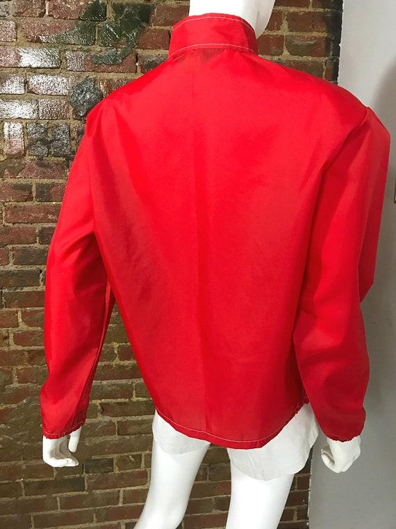 Windbreaker, Nylon Jacket, Vintage Jacket, Vintag… - image 5