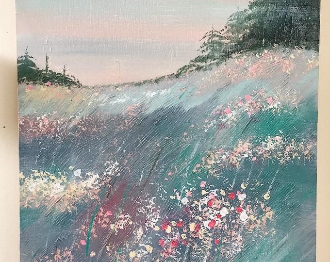 Confetti Landscape
