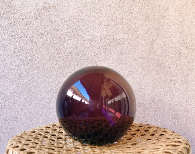Blown Bubble Art
