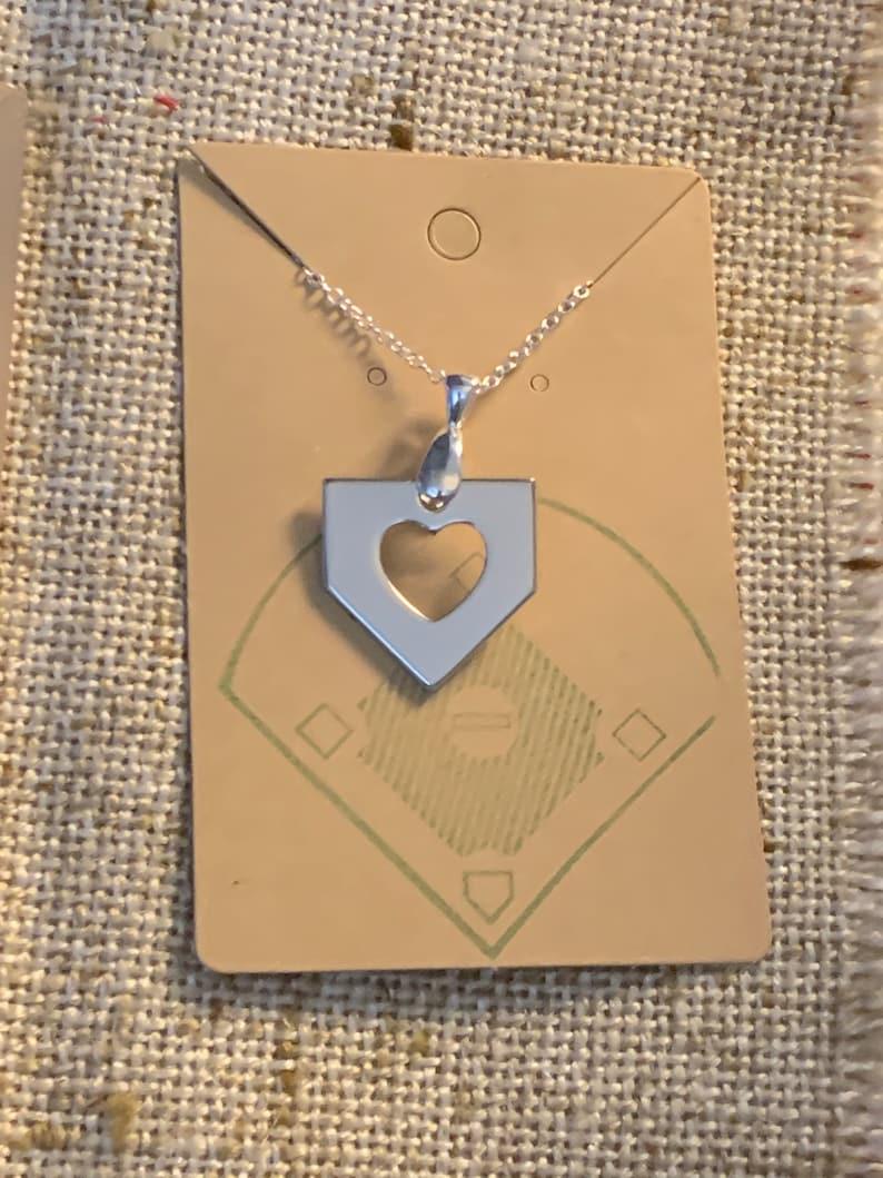 Baseball necklaces