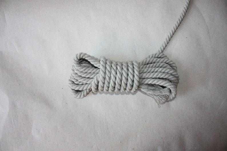 8 mm = 516 Elegant Linen Rope =7 Yards = 6.40 Meter Natural Linen Cord Natural Color Decorative Rope Natural Raw Gift Bag Drawstring Linen