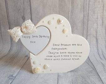 30th Birthday Personalised Gift