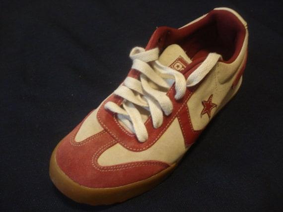 Vintage Converse Suede sneakers