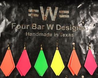 Neon Neon Neon Earrings