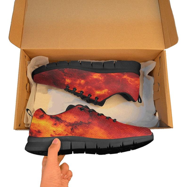 Sneakers da uomo breathable star clusters modello 055 jjDLi0lk