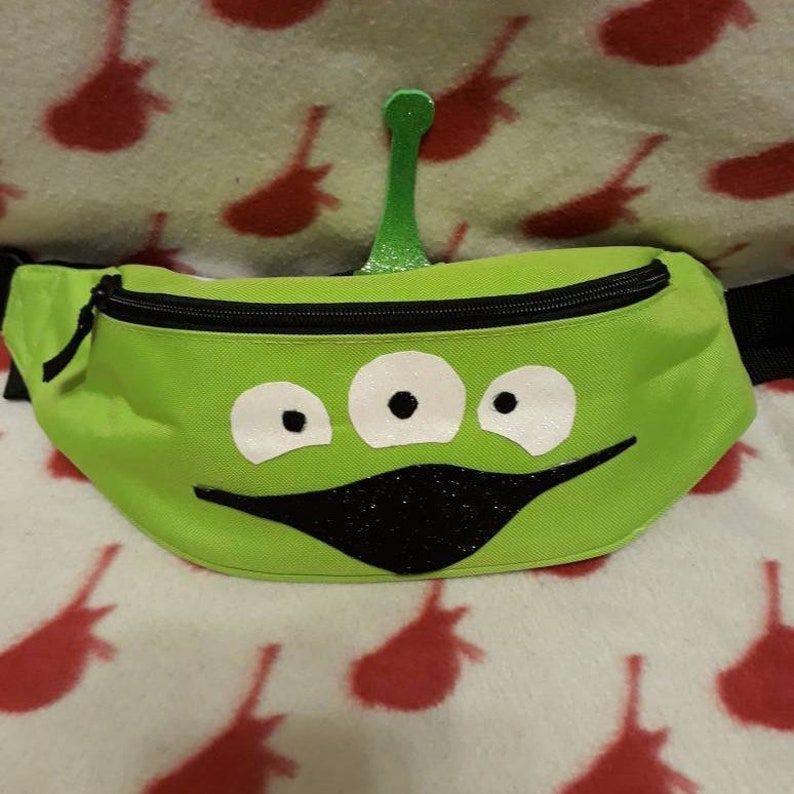 Eternally grateful Alien Fanny PackBum bag