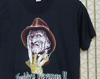 e948b9c7b10 A Nightmare On Elm Street horror movie t-shirt