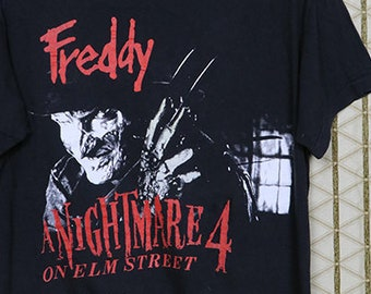 465c09aea46 A Nightmare On Elm Street 4 shirt