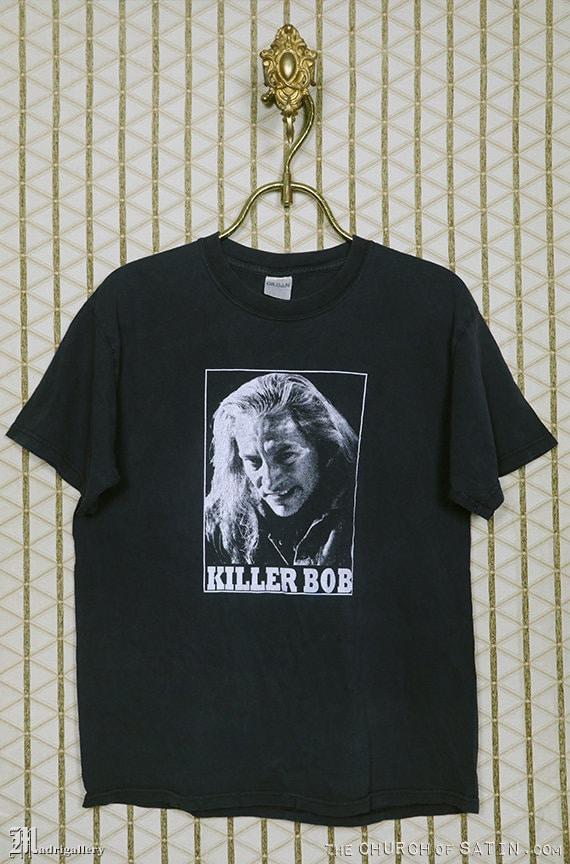 Twin Peaks t-shirt, Killer Bob tee shirt, vintage