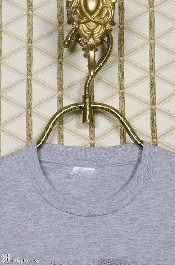 Sonic Youth shirt, vintage rare T-shirt heather g… - image 5