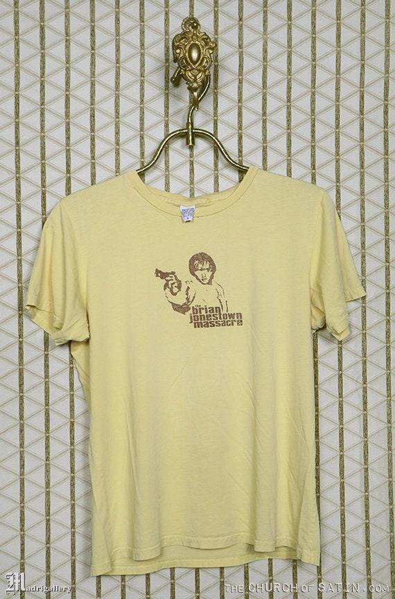 Brian Jonestown Massacre, vintage rare tee shirt,