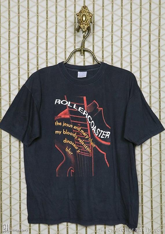 My Bloody Valentine shirt, Jesus Mary Chain, vinta
