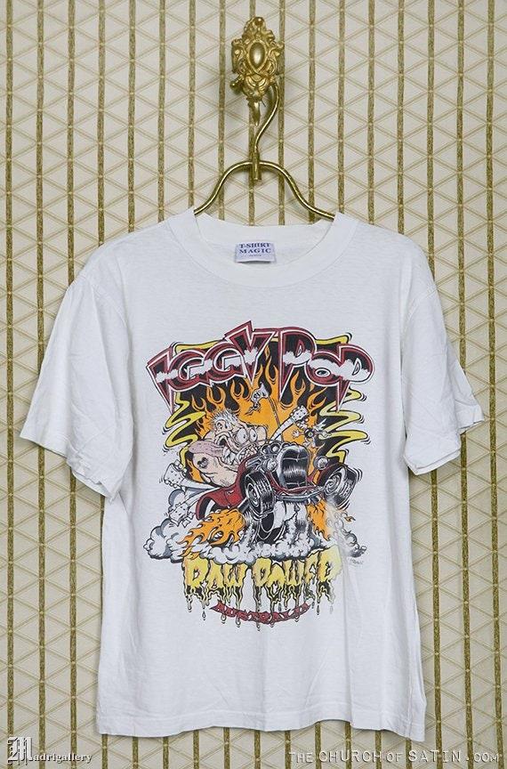 Iggy Pop t-shirt, soft white tee, vintage rare, Ig