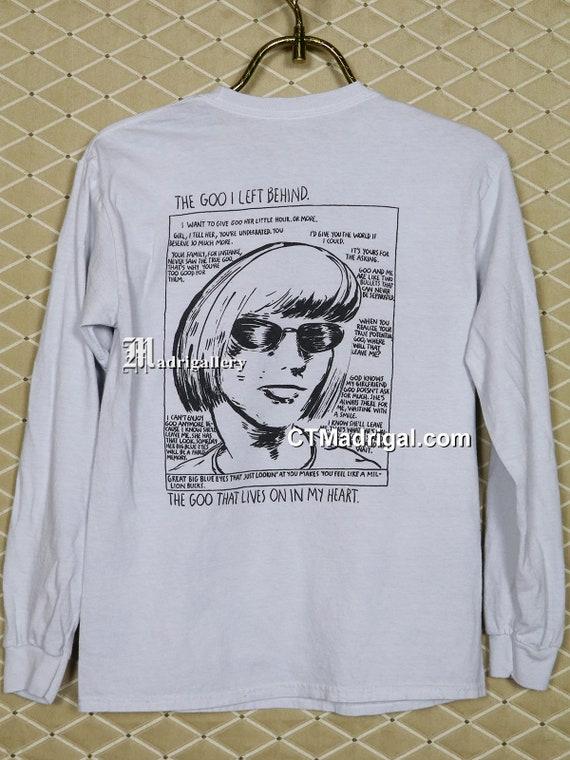 Sonic Youth t shirt, Goo Pixies Mudhoney My Blood… - image 6