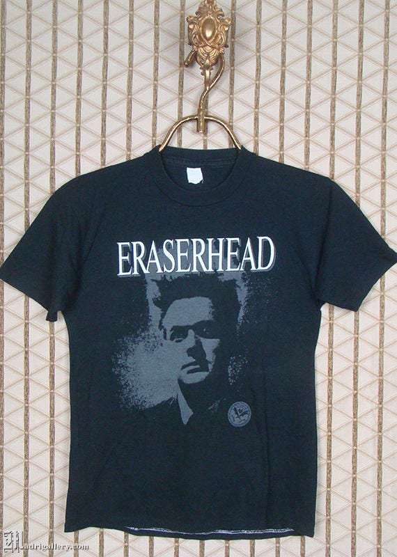 Eraserhead (by Alternative Tentacles) movie T-shir