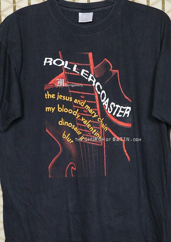 My Bloody Valentine shirt, Jesus Mary Chain, vint… - image 2