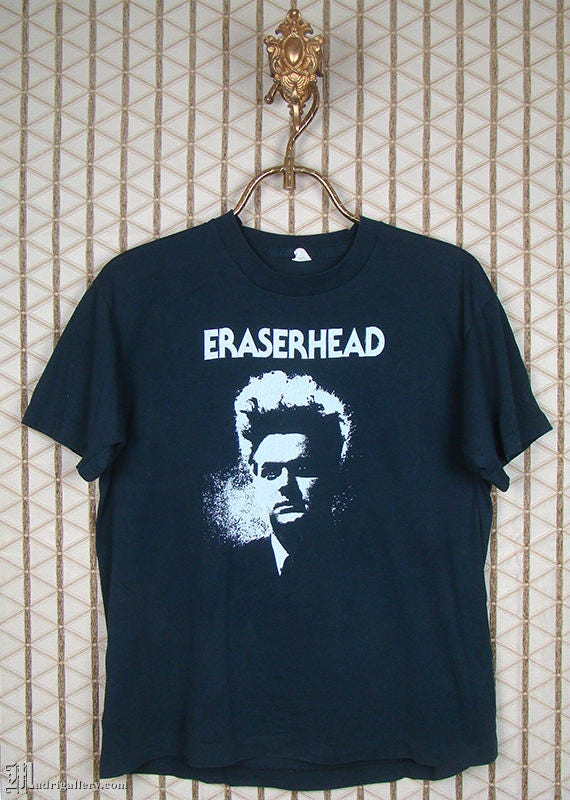 Eraserhead (on Screen Stars) original movie T-shir