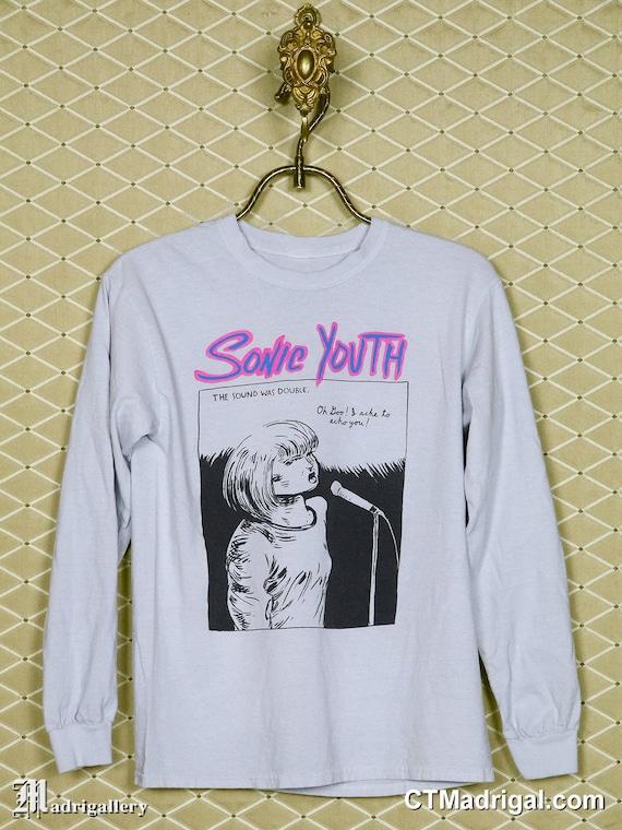 Sonic Youth t shirt, Goo Pixies Mudhoney My Blood… - image 1